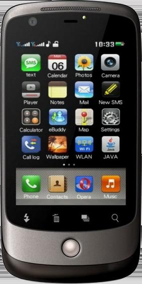 HTC Nexus W3000 GPS
