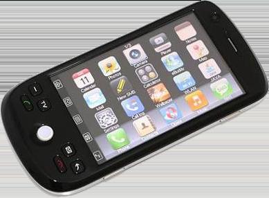 HTC W007 (белый, черный, красный)