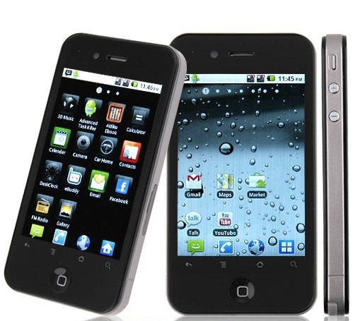 Apple iPhone 4 Black Android