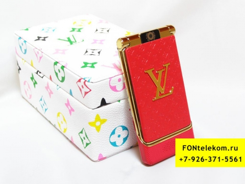 Louis Vuitton F16 Red