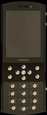 Mobiado Classic 712 ZAF Black