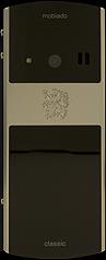 Mobiado Classic 712 ZAF Silver
