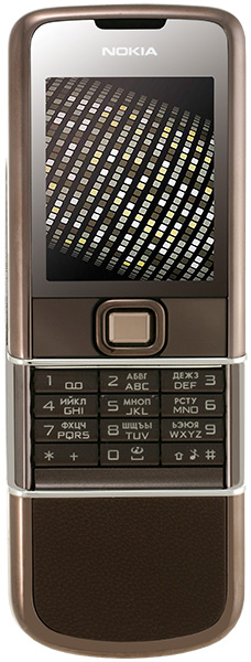 Nokia 8800 Sapphire Arte Brown Оригинал