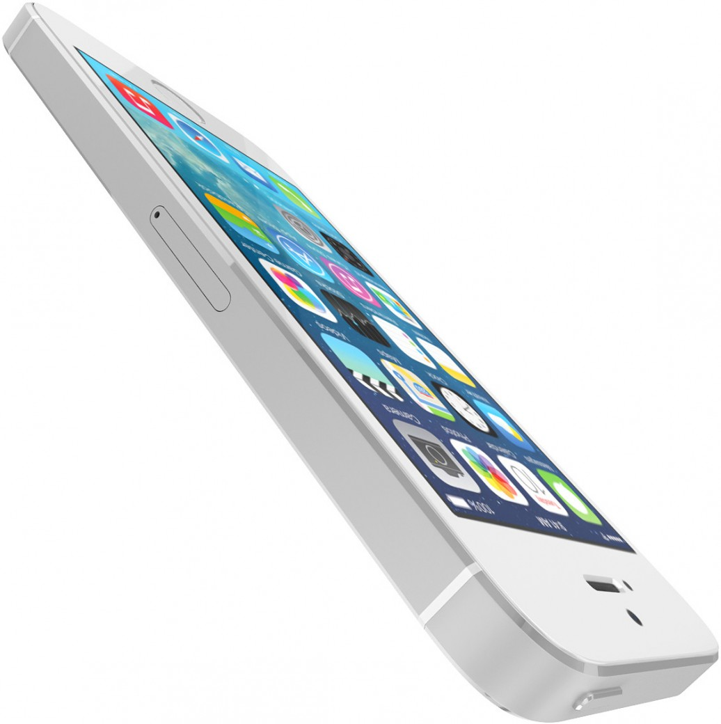 Apple iPhone 5S 32GB Silver (серебряный)