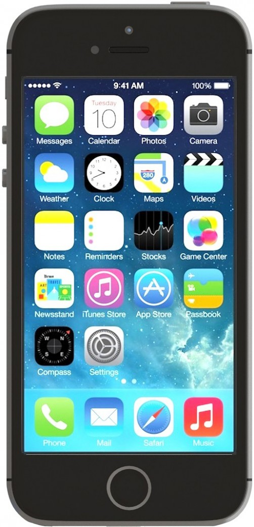 Apple iPhone 5S 16GB Space Gray (серый)