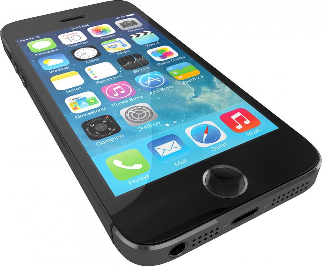 Apple iPhone 5S 32GB Space Gray (серый)