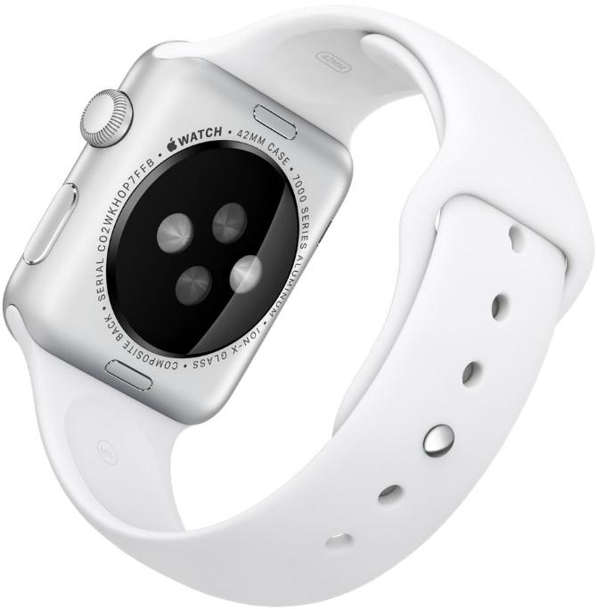 Apple Watch Sport 42mm White (белый)