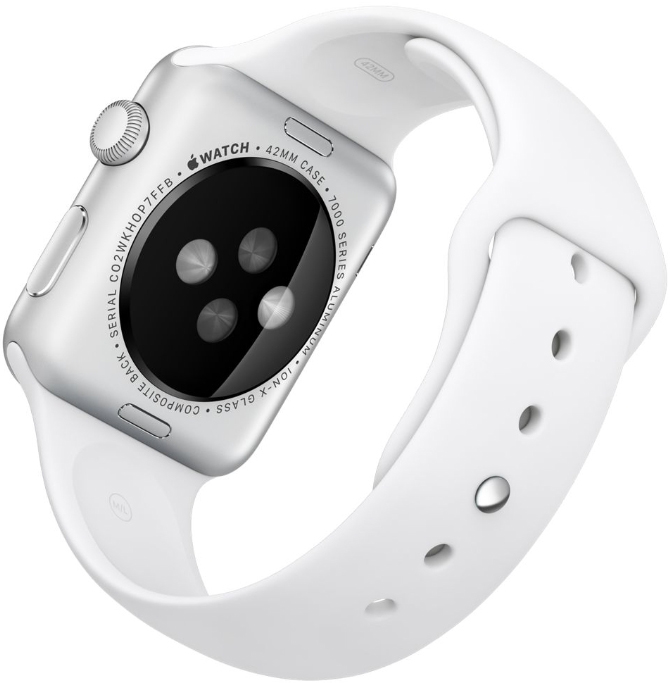 Apple Watch Sport 42mm White (белый) РСТ
