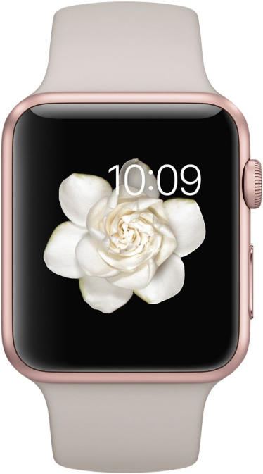 Apple Watch Sport 42mm Rose Gold (розовое золото)