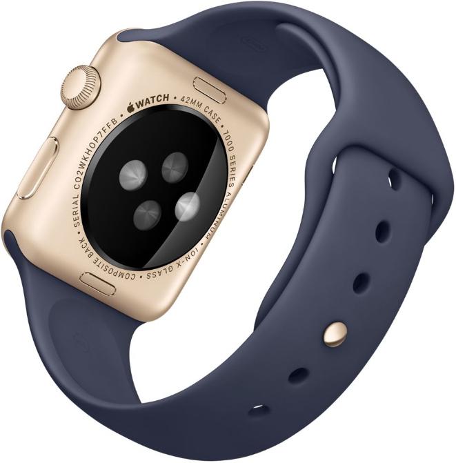Apple Watch Sport 42mm Midnight Blue (темно-синий)
