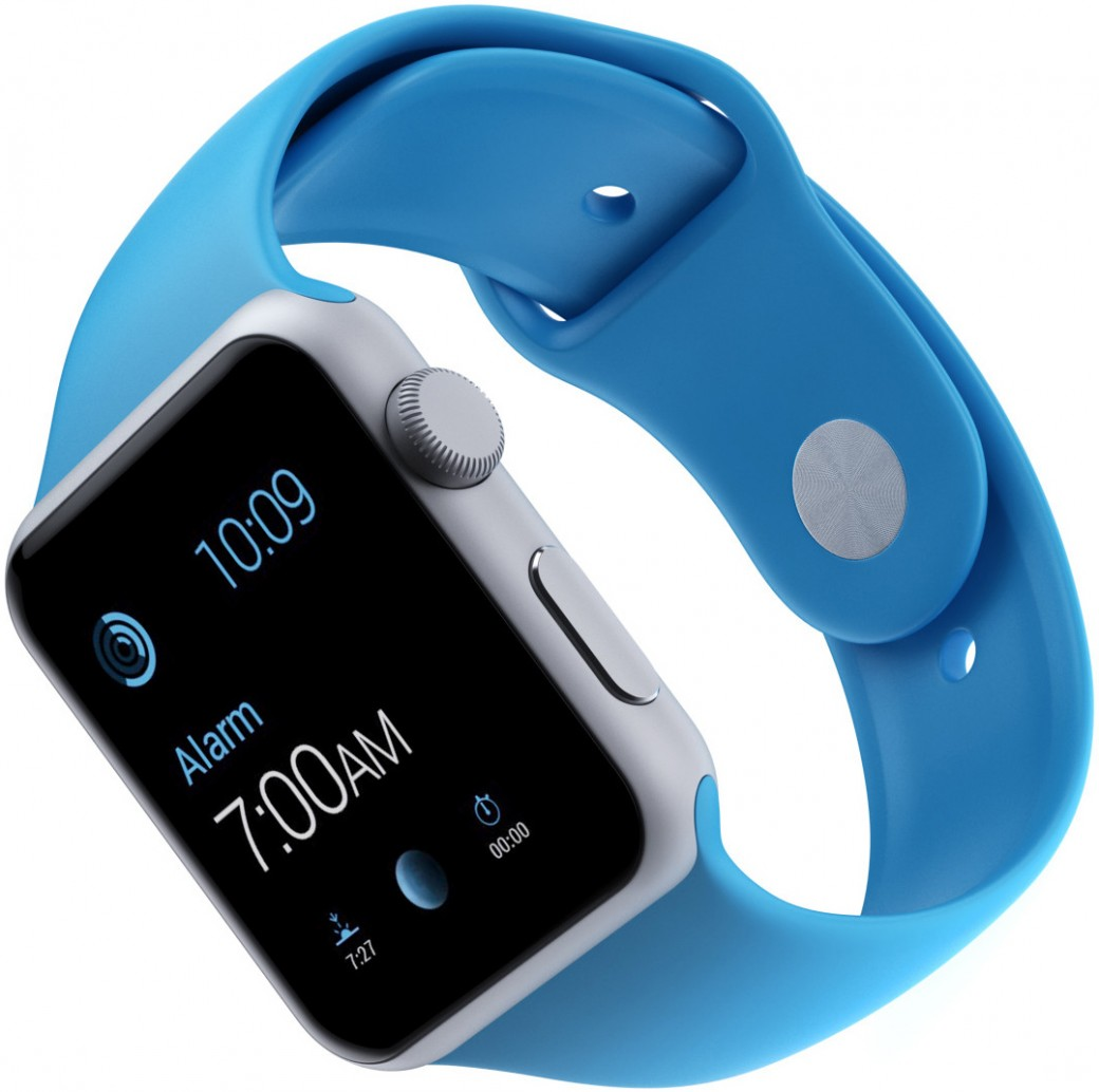 Apple Watch Sport 42mm Blue (синий)