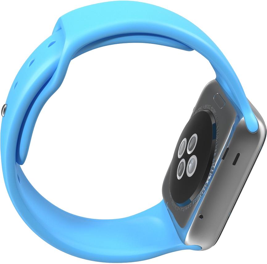 Apple Watch Sport 38mm Blue (синий)