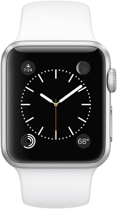 Apple Watch Sport 38mm White (белый)