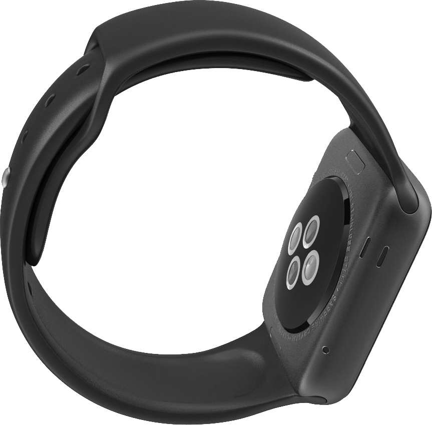 Apple Watch Sport 38mm Black (черный)