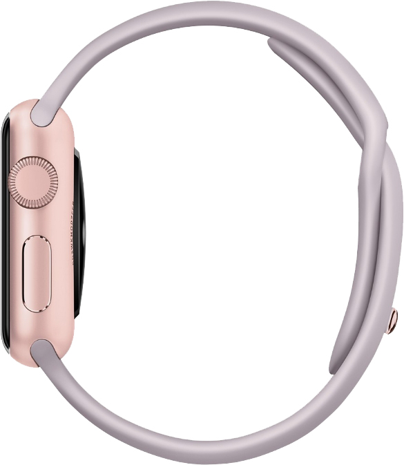 Apple Watch Sport 38mm Rose Gold (розовое золото)
