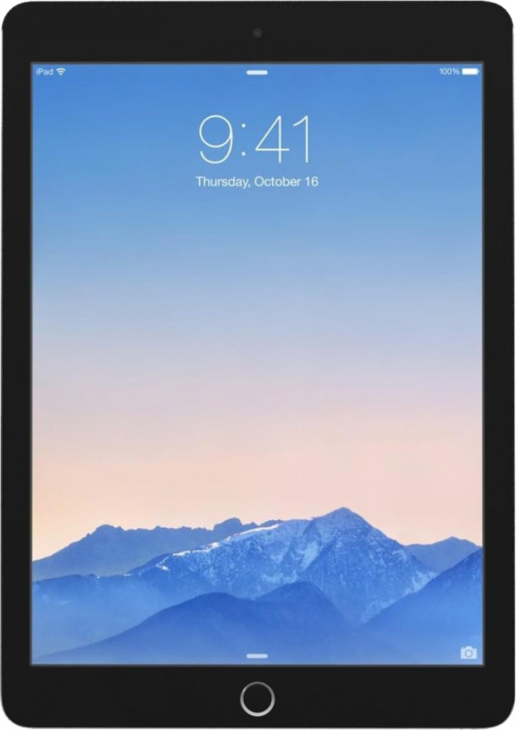 Apple iPad Air 2 16Gb Space Gray (серый)