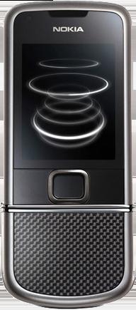 Nokia 8800 Carbone