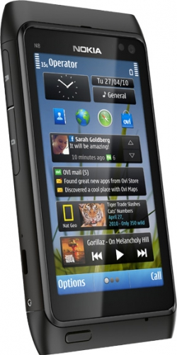 Nokia N8 телефон gray