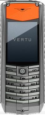 Vertu Ascent 2010 Orange