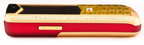 Vertu Ascent Ferrari Mini Gold