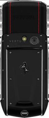 Vertu Ascent TI Ferrari Black
