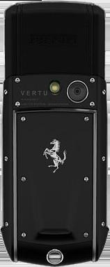Vertu Ascent Ti Ferrari Nero