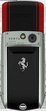 Vertu Ascent TI Ferrari Rosso