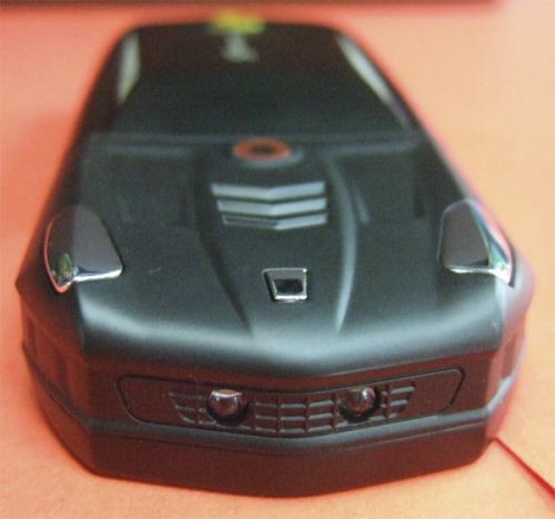 Porsche Cayenne S Duos Black