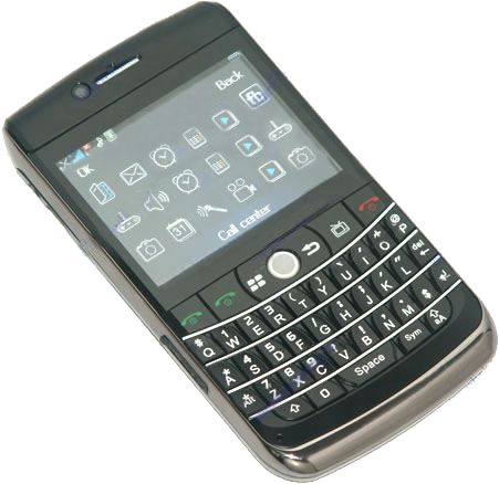 Blackberry mini  9000
