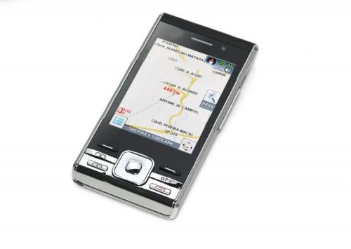 F029 с GPS навигатором