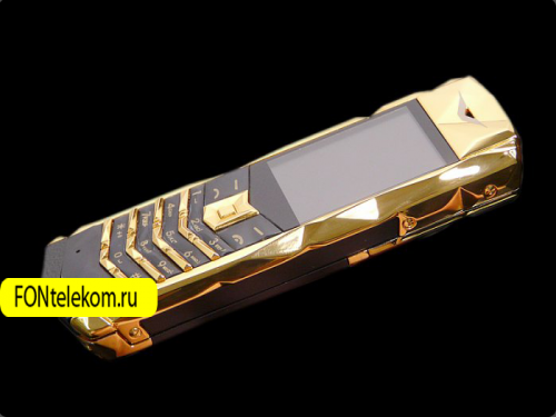 Vertu Boucheron Gold mini (мини)