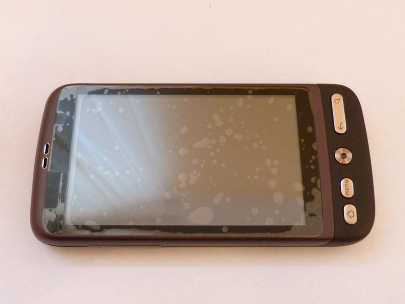 HTC Desire G7 Android