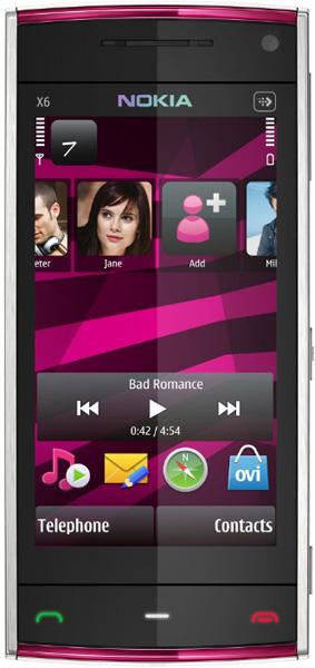 Nokia X6-00 16Гб NAVI Оригинал