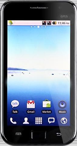 Samsung A - 9000 - черный