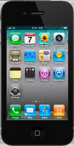 iPhone 4G без TV
