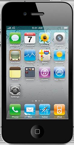 iPhone 5G тепловой сенсор