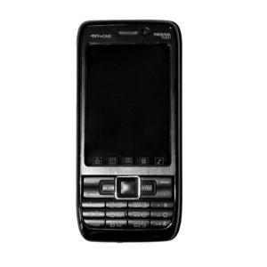 Nokia E 71 (java) - черный