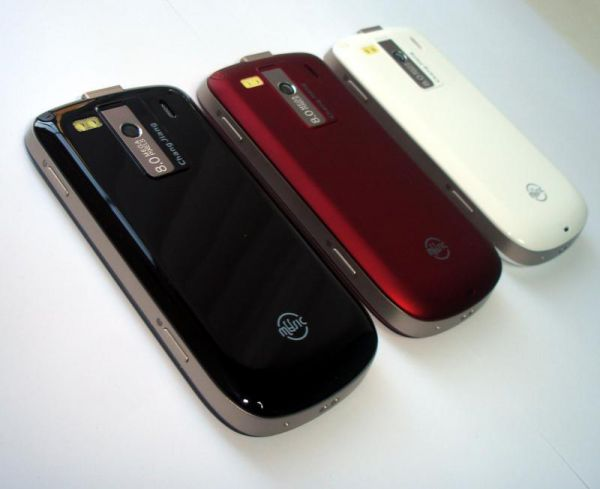 HTC W007 красный