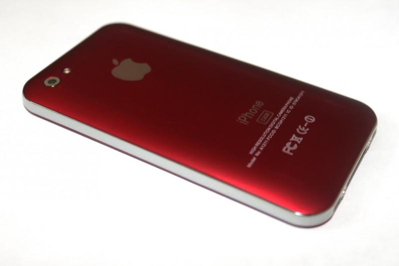 iPhone 5G W66 - красный