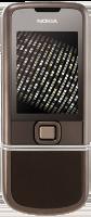 Nokia 8800 arte brown (оригинал, корпус, на оригинал, плате Noki