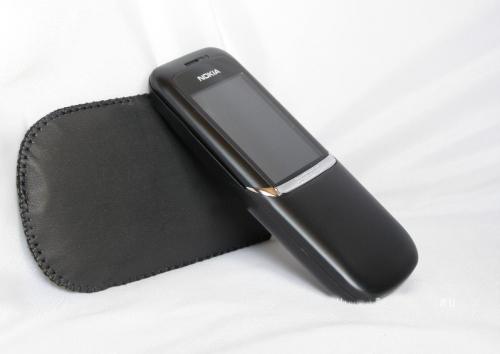 Nokia 8800 Erdos - черный