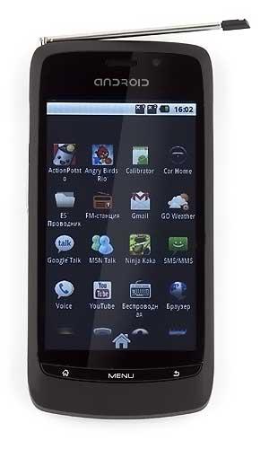 Nokia A8 - черный