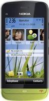 Nokia C – 5 (3сим) - зеленый