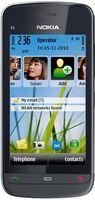 Nokia C – 5 (3сим) - черный