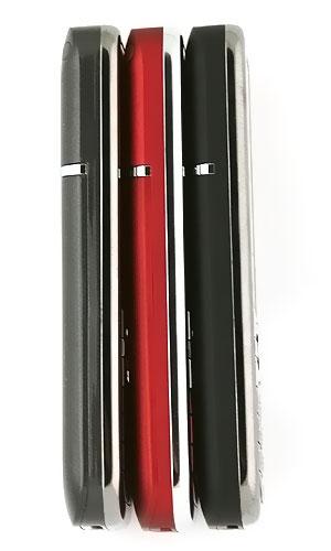 Nokia C5 TV - красный