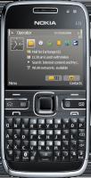 Nokia E72 - черный