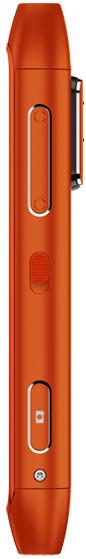 Nokia N8 - оранжевый