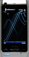 Nokia N8 mini - серебряный