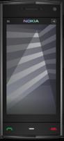 Nokia X6 16 Гб - черный