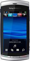 Sony Ericsson U5 - серебряный